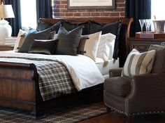 Barclay Butera Luxury Bedding by Eastern Accents - Rustic Lodge Collection