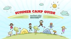 Summer Camps in Huntsville, AL - it's finally here! This list of summer camps in the Rocket City will help your kid have an action-packed summer.
