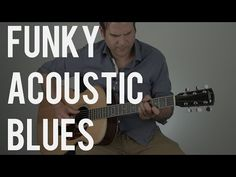 Get Deep with some Funky Texas Style Acoustic Blues | Tuesday Blues 126 - YouTube