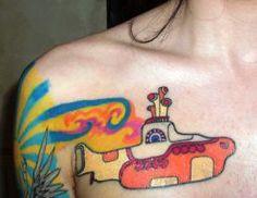 15-Beatles Tattoo