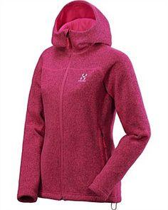 Haglofs Swook Q Logo Hoodie - Women's > VolPin Hoodies, Logos, Sweaters, Clothes, Fashion, Outfits, Moda, Sweatshirts, Clothing
