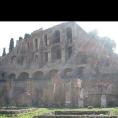 Caligula's Palace, the Roman Forum, Rome, Italy