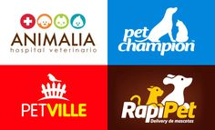40 Creative Pets and Veterinary Logo Design examples for your inspiration. Follow us www.pinterest.com/webneel