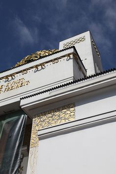 Vienna, Secession building (Joseph Maria Olbrich 1897) 14 by J0N6, via Flickr