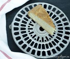 Classic Italian cheese pie - Torta soffice al formaggio