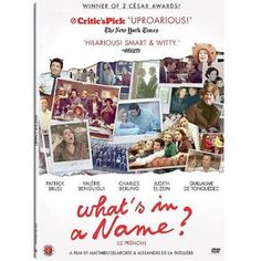 What's in a Name? (dvd), Y