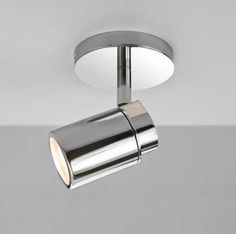 Como single light adjustable spotlight in a polished chrome finish. Suitable for bathroom zones 2 and Can be ceiling or wall mounted. Astro Lighting, Track Lighting, Interior Lighting, Lighting Design, Kitchen Lighting, Bathroom Lighting, Bathroom Spotlights, Wall Lights, Ceiling Lights