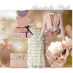 """Proverbs 31:10; for the love of ruffles; Apostolic Style"" by emmyholloway on Polyvore"