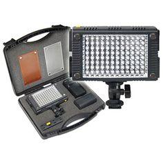 VIDPRO Z-96K Pro Video/Photo LED light Kit - VIZ96K | Videoguys Australia
