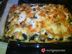 Cyprus Food, Cooking Recipes, Healthy Recipes, Greek Recipes, Casserole Recipes, Lasagna, Macaroni And Cheese, Food And Drink, Appetizers