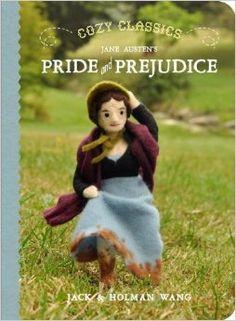 Cozy Classics: Pride and Prejudice: Jack Wang, Holman Wang, Jane Austen: 9781927018125: Amazon.com: Books