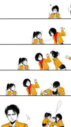 Attack on Titan (Lucky, Hanji) JK!