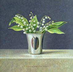 """Ingrid Smuling - """"Lelietjes van Dalen in zilverenbekertje"""", 2008"""