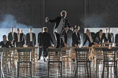 PEER GYNT  Inszenierung Georg Schmiedleitner Nationaltheater Mannheim