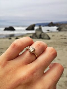 Anna Sheffield Hazeline, This is THE ring for me!