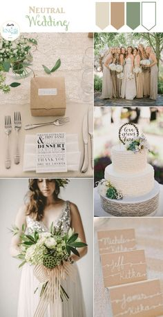 Neutral wedding (1)