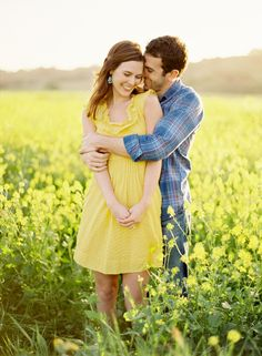 Jose Villa photography, engagement shoot, santa barbara engagement shoot, engagement shoot in a field