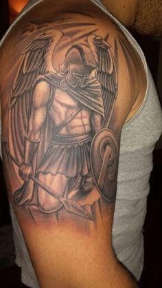 spartan race tattoo - Google Search