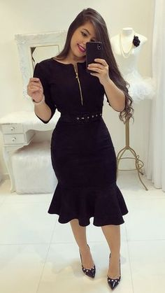 Unique prom dresses with hottest - Fashion Elegant Dresses, Beautiful Dresses, Casual Dresses, Short Dresses, Skirt Outfits, Dress Skirt, Bodycon Dress, Classy Work Outfits, Classy Dress