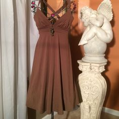 Susan Monaco A-Line Dress