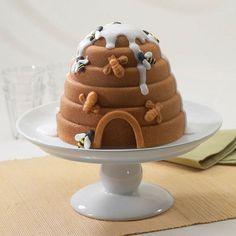 Forma do ciasta Ul Nordic Ware. Więcej znajdziesz na mykitchen.pl #kuchnia #homedecor #wypieki