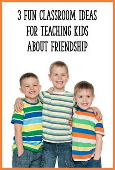 Love these ideas for teaching kids about friendship and positive social skills!  The friendship jar, popsicle stick puppets, and friendship book are must-try activities for PreK, Kindergarten, or first grade. Teaching Friendship, Preschool Friendship, Friendship Lessons, Friendship Theme, Friendship Activities, Teaching Social Skills, Social Emotional Learning, Teaching Kids, Primary Teaching