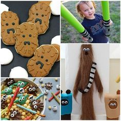 The most fun Star Wars crafts and recipes in the galaxy!
