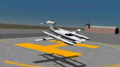 Airbus Files Patent For Unusual Hybrid Vertical Takeoff Aircraft