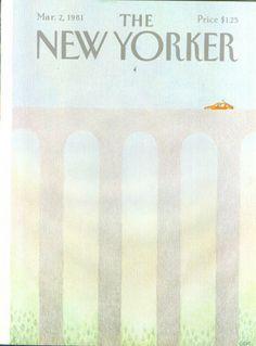 Les couvertures du magazine The New Yorker