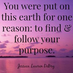 Finding Your Purpose In Life: The One Question You Must Ask Yourself