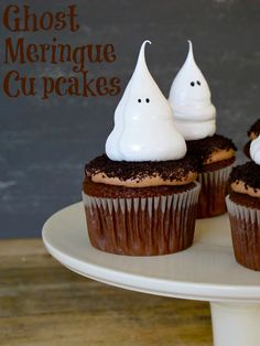 ghost from Chocolate & Carrots Blog