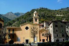 Ventimiglia (IM), Frazione Torri, Val Bevera, Chiesa Parrocchiale di Nostra Signora Addolorata e S. Luigi