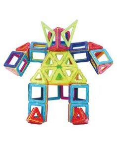 Magical magnet lekesett - 77 deler Cube, Magnets, Toys, David, Toy, Games