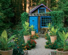 Stylish Sheds