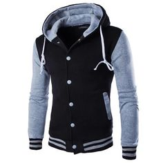 Human Evolution Motorcycle Unisex Baseball Jacket Coat Classic Varsity Sweatshirt Coat