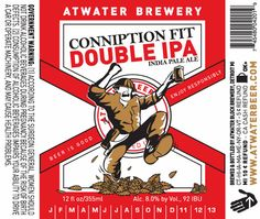 Atwater - Conniption Fit Double IPA