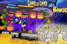 Slot machine halloween gratis