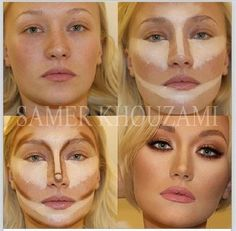 Can't believe the difference a little contouring can do. Take your look all the way to flawless with Younique. www.youniqueproducts.com/ShannonMyersGentry