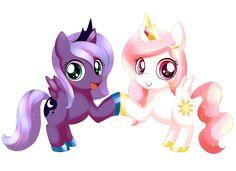 Princess Luna & Princess Celestia