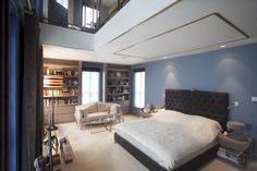 two-story bedroom - Google Search