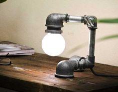 Wasserrohrlampe