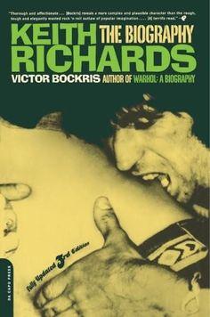 Keith Richards Biography (eBook)