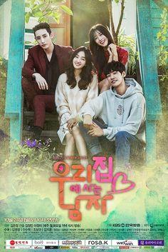 KBS 2TV 새 월화드라마 '우리 집에 사는 남자'