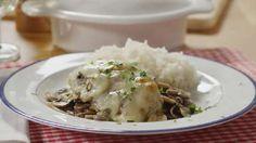 Chicken with Mushrooms Allrecipes.com