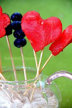 Healthy Recipe Fruit pops (dairy free, salt free, egg free, no cooking, no baking)