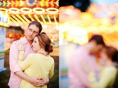 Carnival Engagement Session  photo by Two Birds Photography  www.twobirdsphoto.com