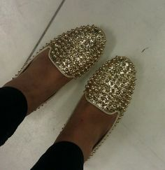 Oh how I want these Steve Madden loafers