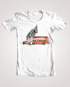 Tshirt design on Threadless