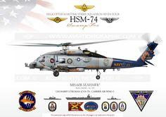 """SH-60F / MH-60S / MH-60R MH-60R """"SEAHAWK / Romeo"""""""