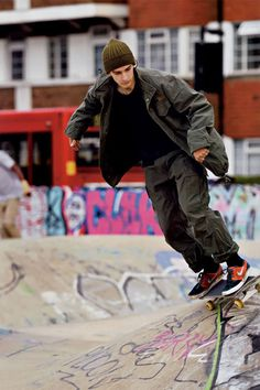 WTAPS 2015 Fall/Winter Collection Editorial Brings Military to Skaters